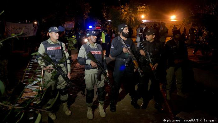Pakistan Islamabad Anschlag auf schiitische Moschee