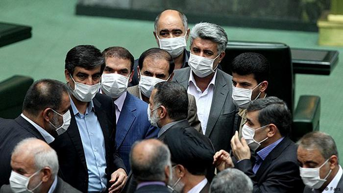Iran Wochengalerie Parlament