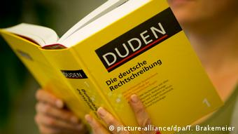 German grammar book