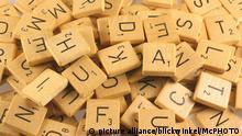 Symbolbild Scrabble