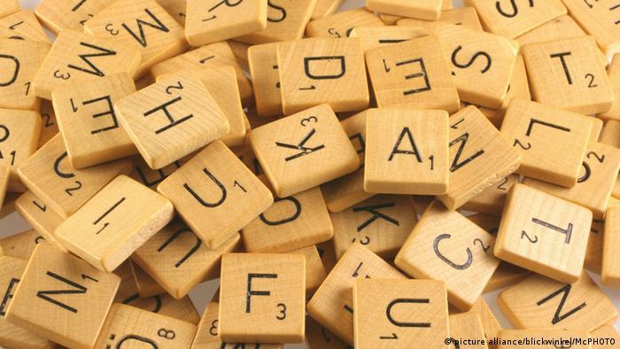 Scrabble tokens. (Photo: picture alliance/ blickwinkel/ McPHOTO)