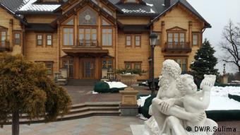 Після втечі Віктора Януковича до Росії українці змогли побачити на власні очі розкіш його маєтку Межигір'я