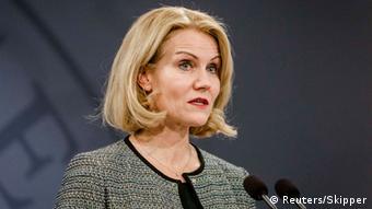 Predsjednica danske vlade Helle Thorning-Schmidt