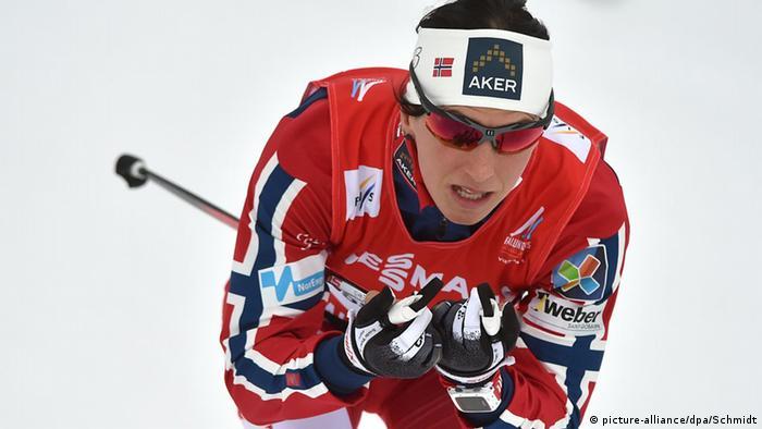 Nordische Ski-WM- 2015 - Langlauf Marit Bjoergen