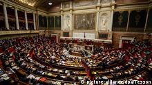 Frankreich Paris Nationalversammlung Parlament