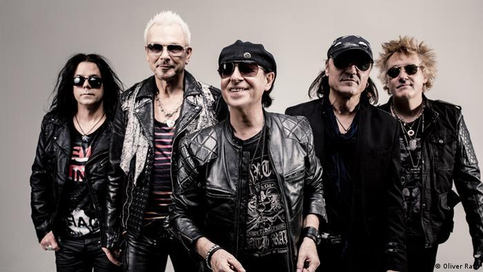 Sendung Popxport 20.02.2015 Scorpions