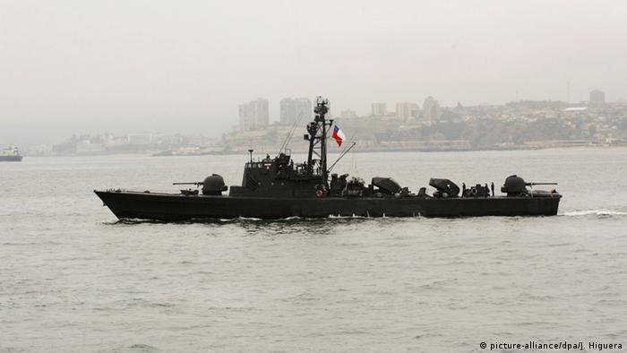 Chile Marine Spionage peruanische Armee