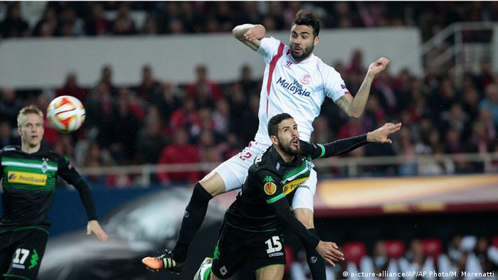 UEFA Europa League Sevilla vs Moenchengladbach