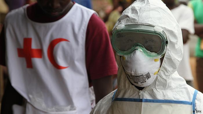 Sierra Leone Deutschland Rotkreuzarbeit Helfer