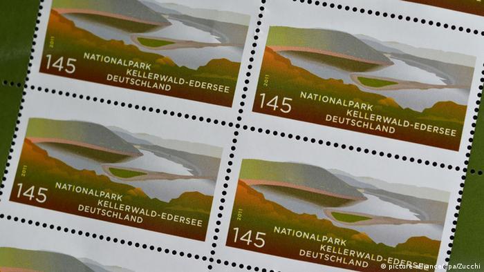 Почтовая марка 2011 года