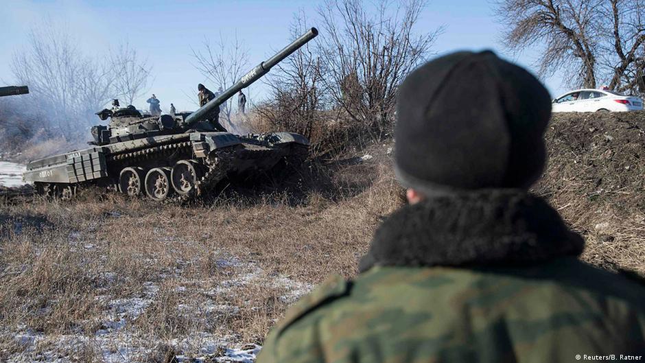 Conselho de Segurança avalia cessar-fogo na Ucrânia | DW | 27.02.2015