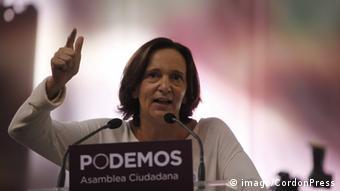 Spanien Carolina Bescansa Partei PODEMOS