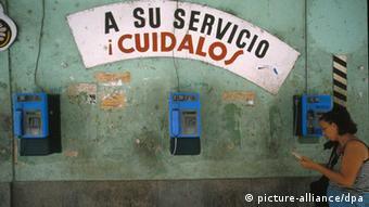 Kuba Telefon