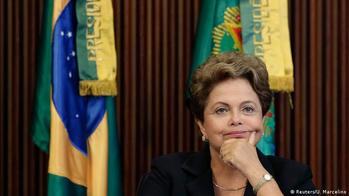 Crise do segundo mandato bate à porta de Dilma