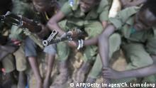 Kindersoldaten in Südsudan
