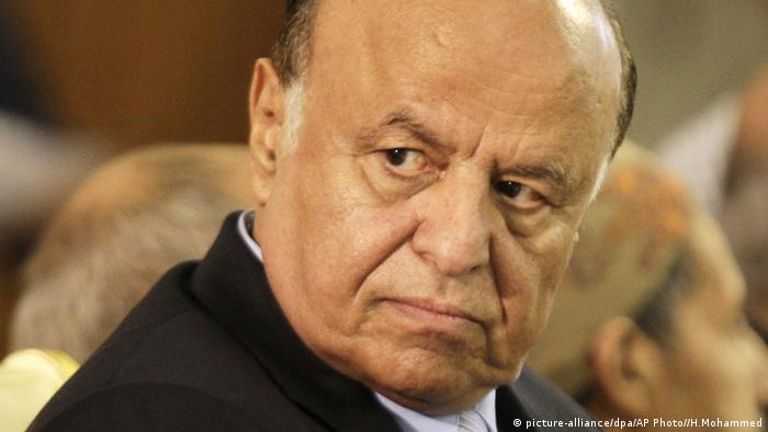 Abd Rabbo Mansur Hadi Präsident Jemen (picture-alliance/dpa/AP Photo//H.Mohammed)