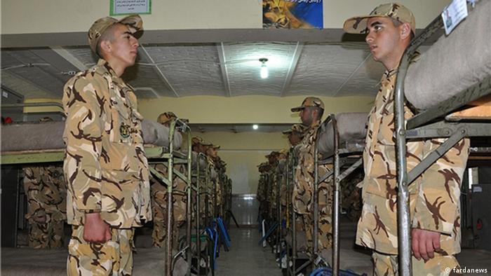 Symbolbild Wehrdienst Iran