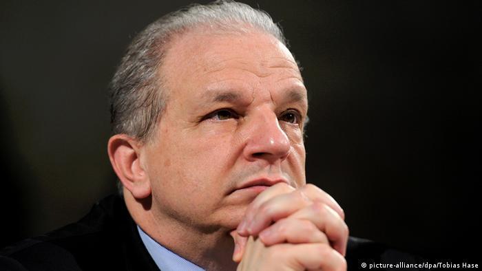 Der stellvertretende Generalsekretär des Jüdischen WeltkongressesMaram Stern