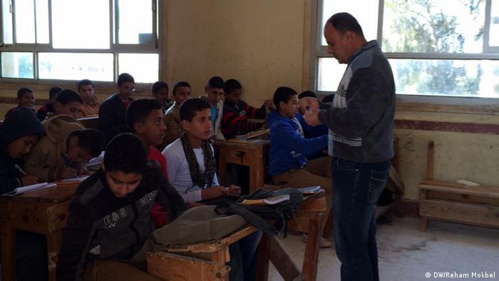 Lehrprogramm im Religionsunterricht in Ägypten
