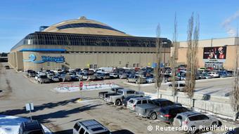 West Edmonton Mall in Edmonton