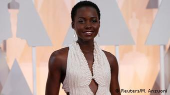Lupita Nyong'o, pictured here at last year's Oscars, Copyright: Reuters/M. Anzuoni
