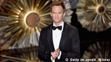 22.02.2015 HOLLYWOOD, CA - FEBRUARY 22: Host Neil Patrick Harris speaks onstage during the 87th Annual Academy Awards at Dolby Theatre on February 22, 2015 in Hollywood, California. (Photo by Kevin Winter/Getty Images)