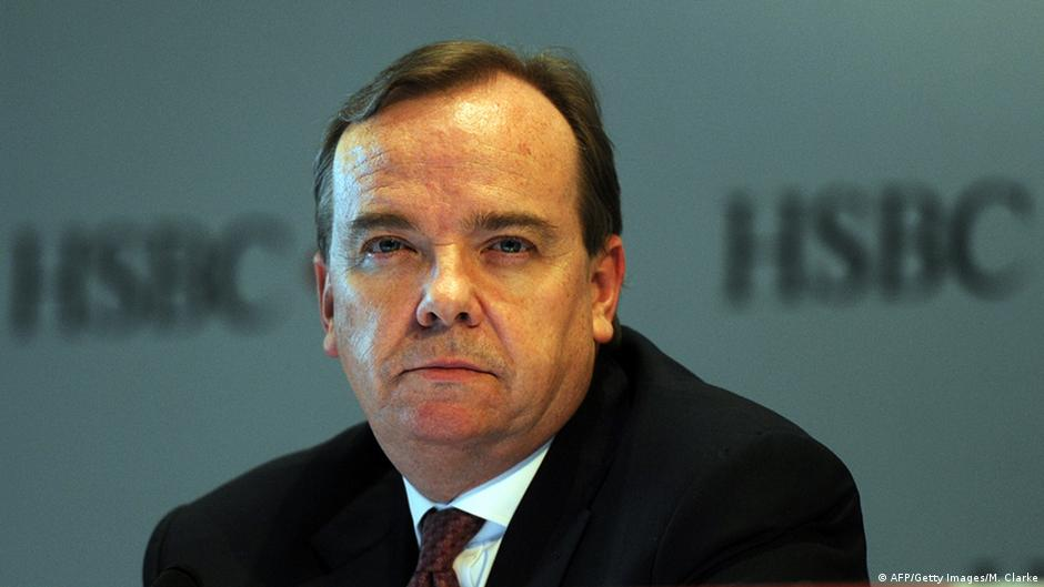HSBC CEO quits as bank warns of looming clouds | Business| Economy