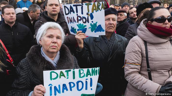 Proteste la Chișinău