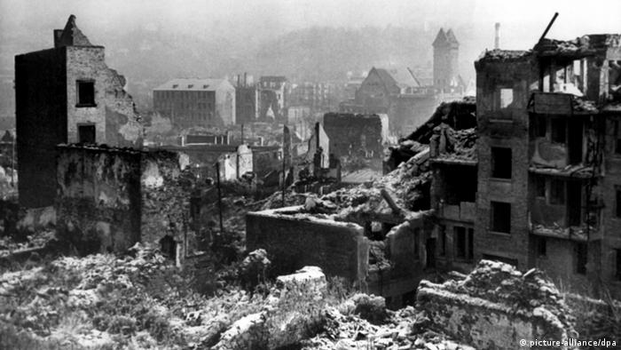 Resultado de imagem para O Bombardeio a Pforzheim