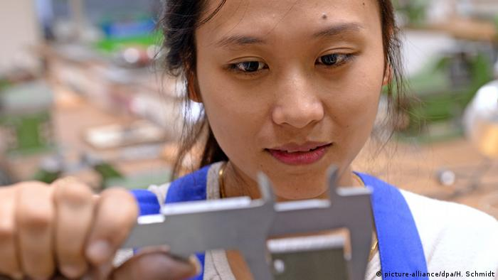 天下留學中心-符合條件的技術工人也可以在德國就業