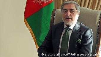 Afghanistan Politiker Abdullah Abdullah