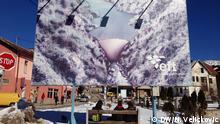 Kalinovik Bosnien und Herzegowina. Reportage aus einer kleinen Stadt in der Serbischen Republik in Bosnien und Herzegowina. Februar 2015 Autor: Nenad Velickovic Copyright: DW/N. Velickovic via Svetozar Savic, DW Bosnisch