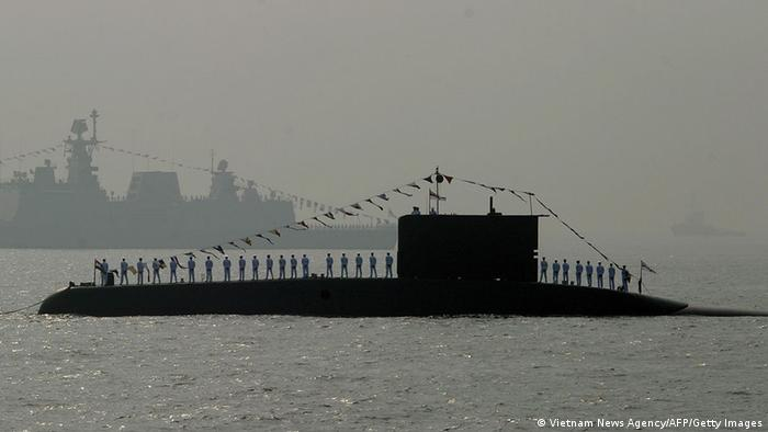 Indien Navy U-Boot (Vietnam News Agency/AFP/Getty Images)
