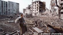 Symbolbild Das zerstörte Grosny