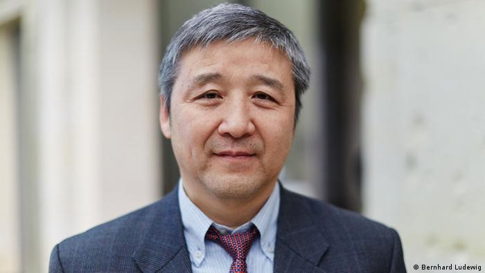 Der chinesische Soziologe Wang Hui