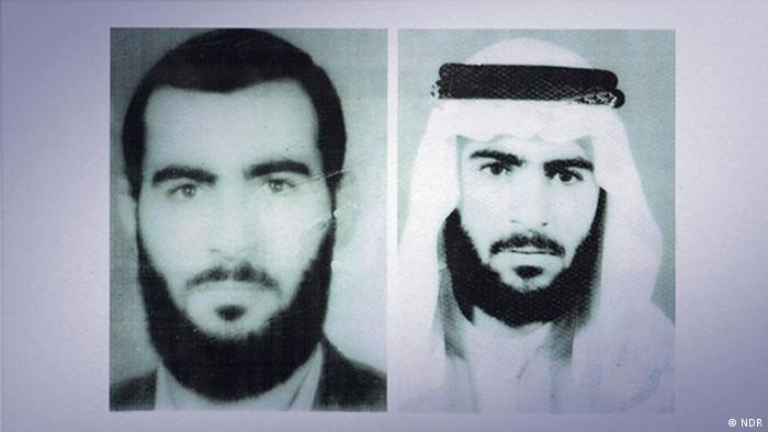 Photos of al-Baghdadi with and without head covering