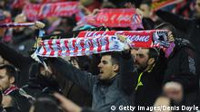 Spanien Fussball Club Atlético de Madrid Fans (Getty Images/Denis Doyle)