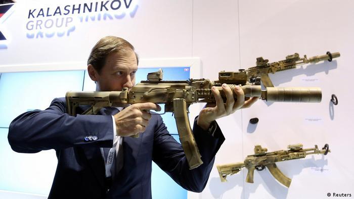 Denis Walentinowitsch Manturow