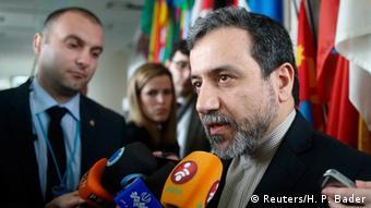 عباس عراقچی، مذاکرهکننده ارشد ایران