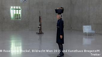Rosemarie Trockel (Rosemarie Trockel, Bildrecht Wien 2015 und Kunsthaus Bregenz/M. Tretter)