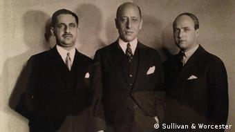 Consortium of Jewish art dealers who sold the Guelph treasures to the Nazis in 1935