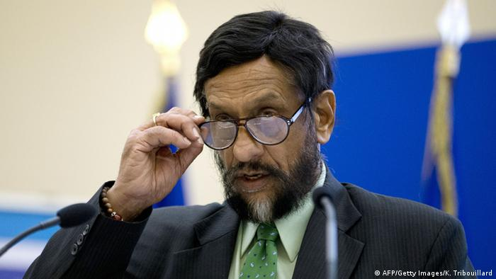 Rajendra Pachauri IPCC