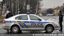 Tschechien, Schießerei in Uhersky Brod