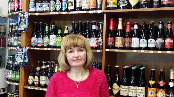 Алла Голувацкая - хозяйка кельнского Музея пива