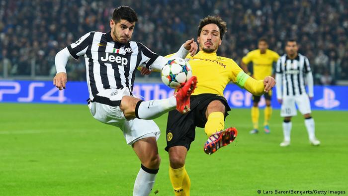 UEFA Champions League Juventus vs. Borussia Dortmund