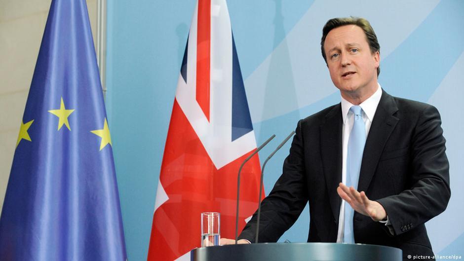 Reino Unido planeja referendo sobre UE em 2016 09db60275cf10
