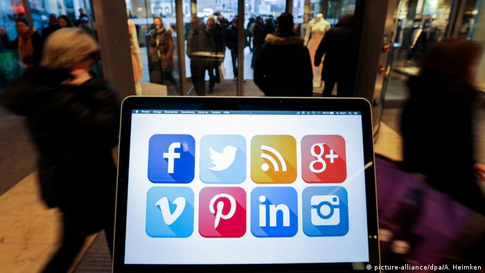 Deutschland Social Media Week Hamburg
