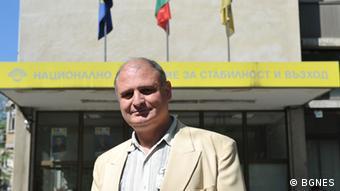 Bulgarien Sicherheitsexperte Nikolai Radulov