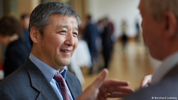 EINSCHRÄNKUNG Konferenz des Goethe-Instituts Dialog - Wang Hui