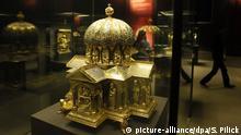 Deutschland Welfenschatz Bode-Museum in Berlin